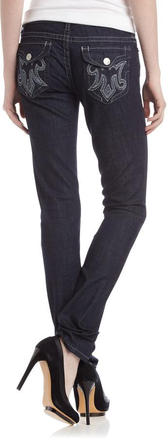 MEK Oaxaca Skinny Jeans, Rinse