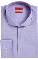 HUGO Cotton Pin Check Dress Shirt