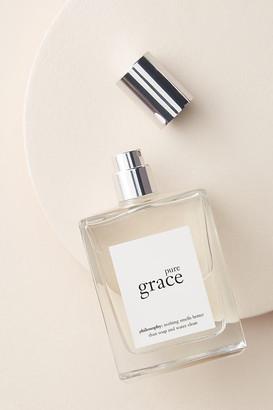 philosophy Pure Grace Eau de Toilette By in White Size ALL