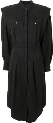 Isabel Marant Naveen shirt dress