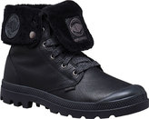 Palladium Men's Baggy Leather Gusset Shearling Boot