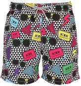 MC2 Saint Barth Gustavia Briller Swim Shorts