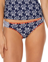 Jessica Simpson Floral-Print Hipsters