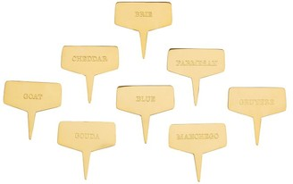 Pottery Barn Stamped Cheese Markers