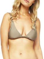 Somedays Lovin Sunspell Triangle Bikini Top