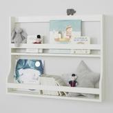 The White Company Classic Wall-Mounted Bookshelf