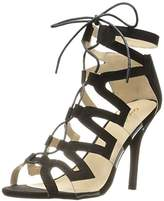 Qupid Women's Katana-04 Dress Sandal