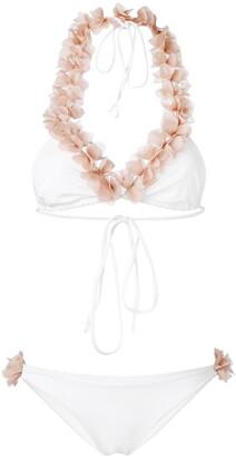 La Reveche Jamila bikini