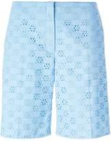 Nina Ricci broderie anglaise shorts