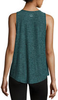 Beyond Yoga Crisscross-Side Jersey Muscle Tank Top