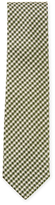Tom Ford Silk Houndstooth Embroidered Tie