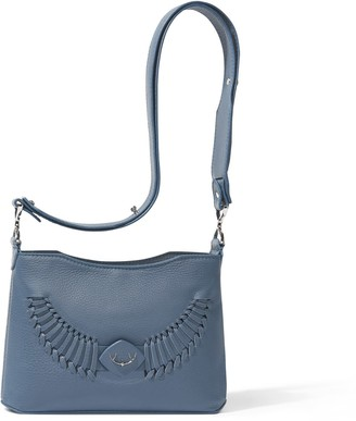Drop Minibag & Crossbody Personalizable In Storm Blue