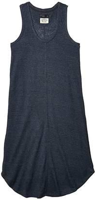 Prana Corrine Dress (Black Stripe) Women's Dress