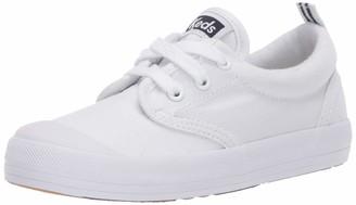 Keds Kids Boys' Graham Canvas Sneaker White
