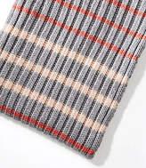 LOFT Striped Ribbed Infinity Scarf
