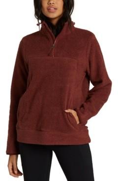 Billabong Juniors' Boundary Water-Repellent Fleece Sweatshirt