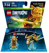 Lego Dimensions - Ninjago Lloyd Fun Pack