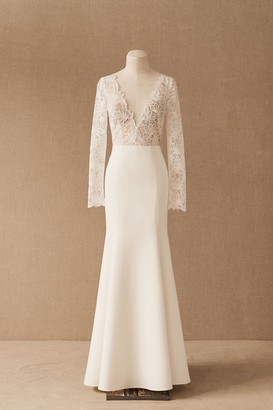 Jenny Yoo Veda Gown