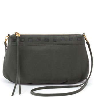 Hobo Birch Leather Convertible Shoulder Bag