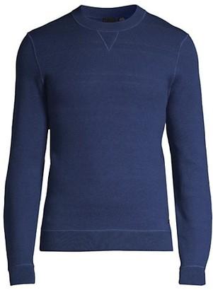 HUGO BOSS Mateo Reversible Crew Sweater