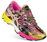 Asics GEL-Noosa Tri 10 Grade School Girls' Glow-in-the Dark Running Shoes