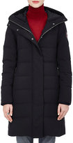 Rossignol Women's Down-Quilted Hooded Coat