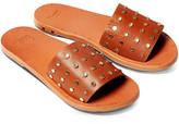 Beek Lovebird Stud Leather Sandal