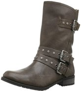 DV by Dolce Vita Women's Solvae Motorcycle Boot