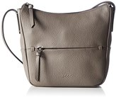 Ecco Sp, Women's Hobos and Shoulder Bag, Grey (90186)