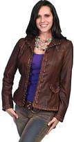 Scully Soft Lambskin Jacket L988 (Women's)