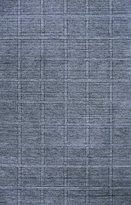 Momeni Rugs GRAMEGM-01DNM5080 Gramercy Collection, 100% Wool Hand Loomed Contemporary Area Rug