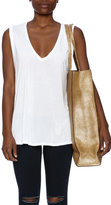 Michael Lauren Sleeveless V-Neck T