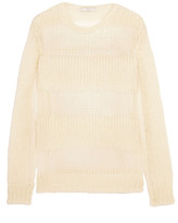 IRO Shauna open-knit mohair-blend sweater