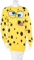 Moschino Wool Spongebob Sweater