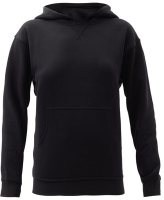 Lululemon All Yours Cotton-blend Jersey Hooded Sweatshirt - Black