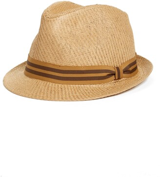 Goorin Bros. Killian Jones Straw Trilby