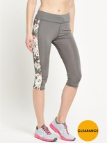Ted Baker Fit To A T Oriental Blossom Short Legging