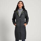 Thumbnail for your product : Kathmandu Heli Womens Longline Down Jacket