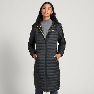 Kathmandu Heli Womens Longline Down Jacket