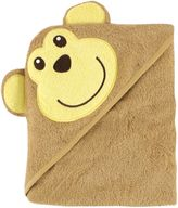 Baby Vision Luvable Friends® Monkey Embroidery Hooded Towel
