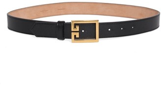 Givenchy GV3 Leather Belt