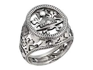 Vivienne Westwood Aaron Seal Ring