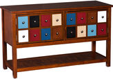 Asstd National Brand Montclair Multi-Color Drawer TV Stand