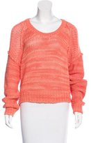 IRO Knit Scoop Neck Sweater