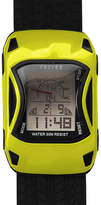 Dakota Fusion Kids Digital Yellow Car Watch 22031