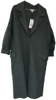 Hoss Intropia Grey Coat for Women