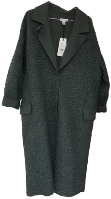 Hoss Intropia Grey Polyester Coats