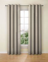 Marks and Spencer Raised Crackle Geo Eyelet Curtain