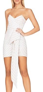 Nookie Zahara Strapless Mini Dress