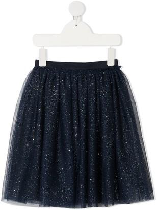 Il Gufo Glittered Tutu Skirt